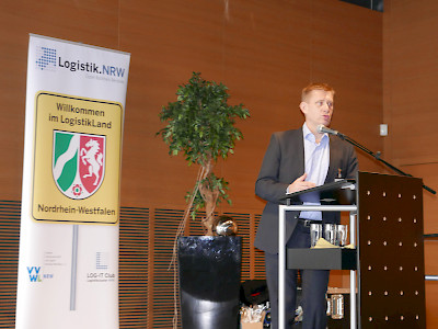 Andreas Kruse, Director Business Development Logistics & Packaging, EHI Retail Institute